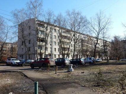 Пятиэтажка в Москве