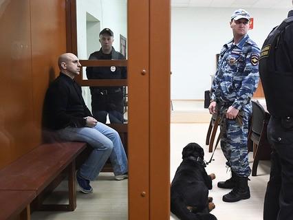 Оглашение приговора Хасану Закаеву