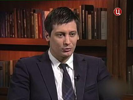 В центре событий с Анной Прохоровой Эфир от 17.03.2013