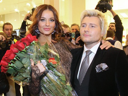 Оксана Фёдорова и Николай Басков