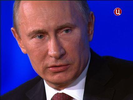 В центре событий с Анной Прохоровой Эфир от 23.12.2012