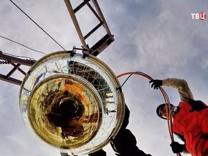 Ученые модернизируют нейтринный телескоп на Байкале