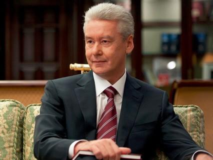 Мэр Москвы Сергей Семёнович Собянин