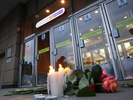 После теракта в метро Санкт-Петербурга
