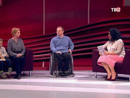 """""""Откровенно"""" с Оксаной Байрак. Анонс. """"Муж-инвалид: бороться или сдаться?"""""""