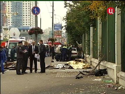 В центре событий с Анной Прохоровой Эфир от 23.09.2012