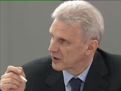 В центре событий с Анной Прохоровой Эфир от 22.04.2012