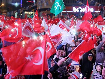 После референдума в Турции