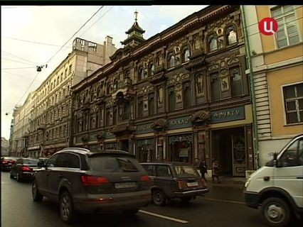 В центре событий с Анной Прохоровой Эфир от 11.12.2011