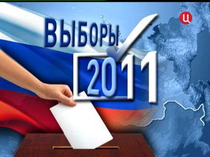В центре событий с Анной Прохоровой Эфир от 04.12.2011