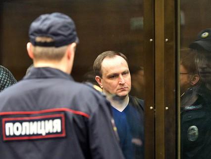 Экс-глава антикоррупционного главка (ГУЭБиПК) МВД России генерал Денис Сугробов