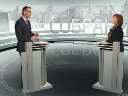 Городское собрание Эфир от 15.12.2012