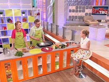 """""""Питание летом: овощи-гриль"""""""