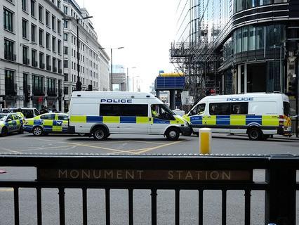 После двойного теракта в Лондоне