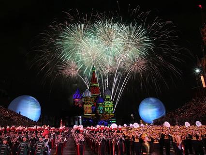 """""""Спасская башня"""". Фестиваль военных оркестров - 2016"""