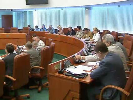 Городское собрание Эфир от 07.07.2012