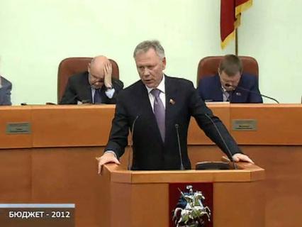 Городское собрание Эфир от 26.05.2012