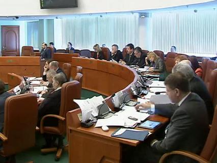 Городское собрание Эфир от 31.03.2012