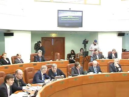 Городское собрание Эфир от 03.03.2012