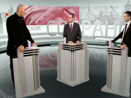 Городское собрание Эфир от 11.02.2012
