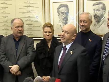 Городское собрание Эфир от 14.01.2012