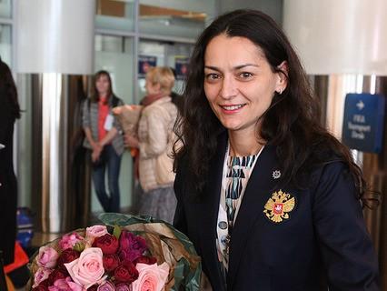 Женская сборная России по шахматам стала победителем командного чемпионата мира в Ханты-Мансийске