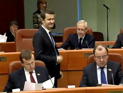 Городское собрание Эфир от 17.12.2011