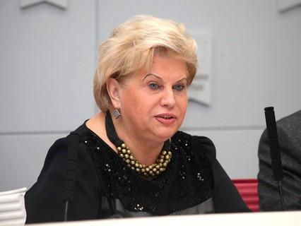 Уполномоченный по правам человека в Москве Татьяна Потяева