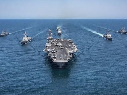 Эсминц USS Stethem ВМС США