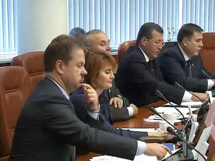 Городское собрание Эфир от 01.10.2011