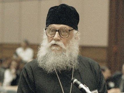 Епископ из США Василий Родзянко