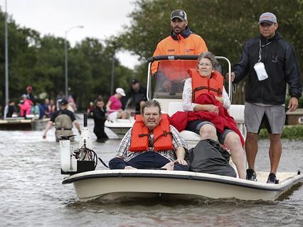 Наводнение в Техасе
