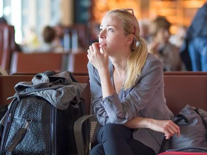 Ожидание в аэропорту