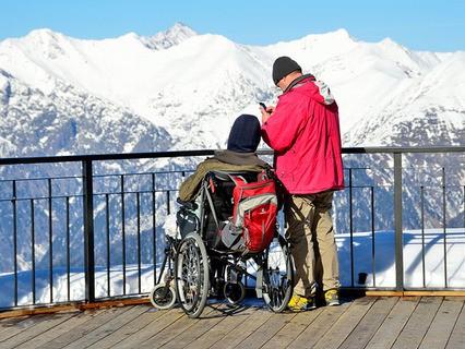 """Фактор жизни. Анонс. """"Люди с инвалидностью и экстрим"""""""