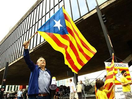 """Специальный репортаж """"Событий"""". Анонс. """"Каталония. Есть ли выход?"""""""