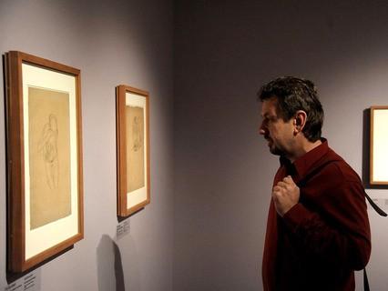 В Пушкинском музее открывается выставка рисунков Густава Климта и Эгона Шиле