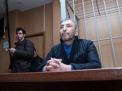 Бывший сенатор от Чечни Умар Джабраилов