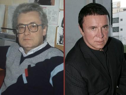 Аллан Чумак и Анатолий Кашпировский