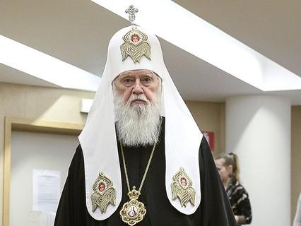 Глава самопровозглашённого Украинского патриархата Филарет