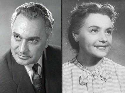 Николай и Лилия Гриценко