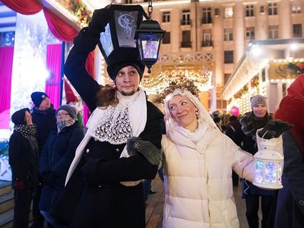 """Новый год в прямом эфире. Анонс. """"Новогодняя ночь в Москве: как это было"""""""