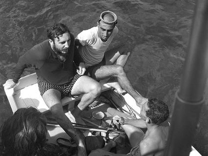 Фидель Кастро в Заливе Свиней