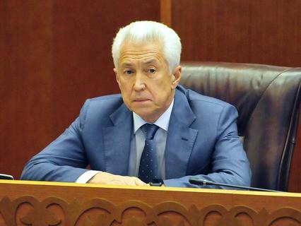 Врио главы Дагестана Владимир Васильев