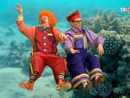 """АБВГДейка. Анонс. """"Подводный мир"""""""