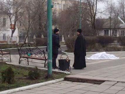 В Кизляре преступник открыл стрельбу по прихожанам православного храма