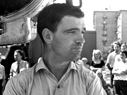 Сценарист Геннадий Шпаликов