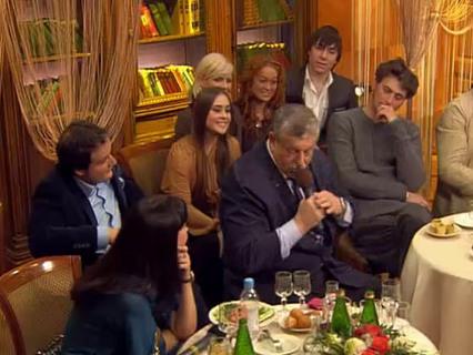 Приют комедиантов Эфир от 29.03.2013
