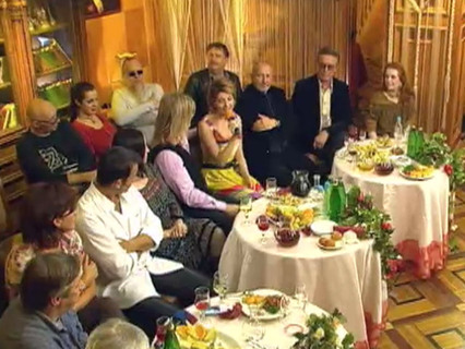 Приют комедиантов Эфир от 28.09.2012