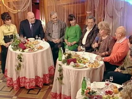 Приют комедиантов Эфир от 01.05.2012
