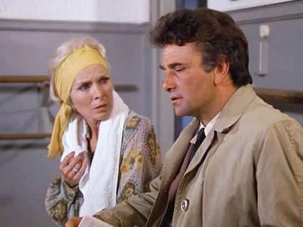 """Коломбо. Анонс. """"Забытая леди"""""""